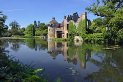 SCOTNEY CASTLE  -  (Selected by GETTY IMAGES) (DESPITE STRAIGHT LINES) Tags: morning trees england lake castle heritage history tourism water architecture landscape countryside kent am nikon flickr nps may tourist historic foliage getty fullframe nikkor dslr nationaltrust gettyimages scotneycastle paulwilliams lamberhurst d700 nikonprofessional riverbewl nikon2470mm nikond700 nikkor2470mm despitestraightlines