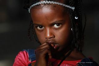 Petite fille a Dila - Ethiopie