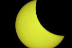 Partial eclipse - 20-03-2015 (soulplace) Tags: sun moon eclipse astro celestron astromaster