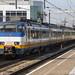 NS SGM2 2139, 2136 en 2143, Amersfoort Schothorst, 15 april 2015