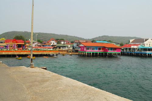 Na Ban Pier - Koh Larn