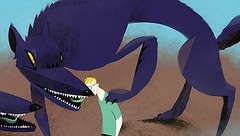 Opener (sergey, prktr) Tags: school boy forest education wolf teenager medium homophoby