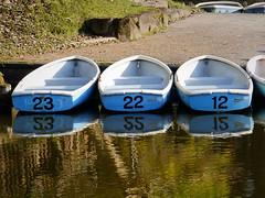 Boats 232212. Nara. Japan (kinkicycle.com) Tags: japan japanese boat nara