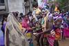 Gajan_Kurmun_2015 (Sandipa Malakar (bristii)) Tags: people sun india festival eos facepainting colorful asia holy bodypainting procession rituals folkfestival 1740l shivatemple chaitra burdwan canon60d sannyasi gajan charak kurmun neeldharmathakur nilthakur