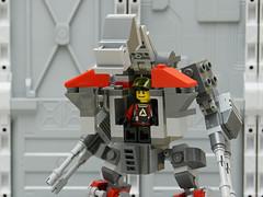 Mini-Robot MS01 (bricklink) Tags: robot lego scifi sec mecha moc bricklink