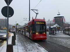 Tram Nrnberg (tramronald) Tags: tram nrnberg 2012