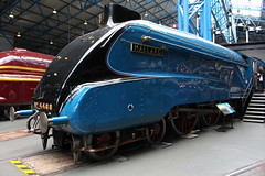 A4 4468 Mallard 17-06-2016 NRM.3 (routemaster2217) Tags: 22 br loco mallard streamlined e22 steamengine britishrailways lner 4468 recordbreaker 462pacific 60022 sirnigelgresley londonnortheasternrailway a4class tenderengine nrmobjectnumber{19757007} 19757007