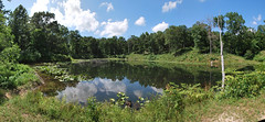 BluePondPan (iluvweknds) Tags: bollingercounty missouri county rural conservation pond sinkhole spring