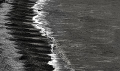 The black sea (Saint-Exupery) Tags: ocean leica sea bw mar pacific lima per bn pacifico oceano