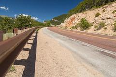 Guarding Us ... HFF (ken.krach (kjkmep)) Tags: bighornnationalforest wyoming road