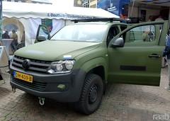 VW Amarok - Koninklijke Landmacht (TIMRAAB227) Tags: vw volkswagen amarok pickup truck vrachtauto vrachtauto75kn royalnetherlandsarmy koninklijkelandmacht army 1genlcorps car auto coche bonn