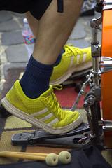 Bang (swong95765) Tags: foot pedal drum bang music shoe musician percussion