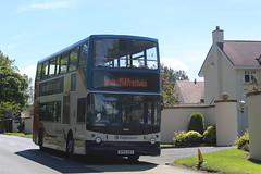 STAGECOACH FIFE 18094 SP04DBY (bobbyblack51) Tags: golf all open fife transport shuttle alexander types stagecoach troon trident 2016 transbus 18094 alx400 of sp04dby