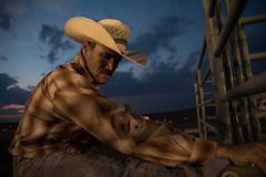 The Cowboy (SuperT76) Tags: arapahoe colorado fair portrait rodeo toddlester aurora cowboy cowboyhat dramatic sky tough wwwtoddlesterphotograpycom