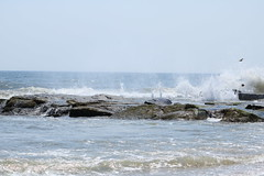 Choppy waters at Ocean Grove (acereporter73) Tags: beach shore oceangrove