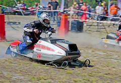 drag011 (minitmoog) Tags: dragrace grass dragracing sleds snowmobiles skoter veteran vintage lycksele