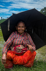 Smile of the Day . (Subir Thapa) Tags: nepal nepali travel canon asia summer monsoon explore