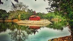 Pond/Artificial Lake, Safari Park, Karachi (Shoiab Safdar) Tags: lake safari pond water birds park