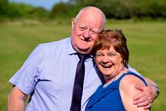 Gran and Bill (JDWCurtis) Tags: gran grandad family love wedding westsussex england scottish