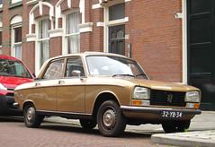 1973 Peugeot 304 1300 (rvandermaar) Tags: m02 1973 peugeot 304 1300 peugeot304 sidecode3 import 32yb34