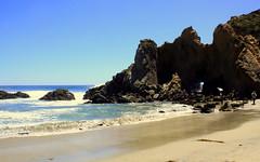 Keyhole Arch, Big Sur [explored] (oriana.italy) Tags: keyholearch pfeifferbeach bigsur california usa img0204 beach cliffs orianaitaly highway1 pacificcoast