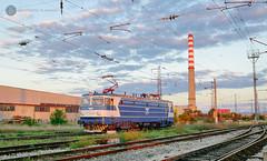 26! (cossie*bossie) Tags: bdz class 46 026 electric ea 060ea electroputere bulgarian railways fresh paint locomotives le5100 bulgaria voluyak