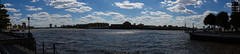 The Cut to the Thames August 2016 (16 of 42) (johnlinford) Tags: canon canonefs1022 canoneos7d docklands london panorama river riverthames thames uk urban water landscape
