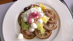 Palmer (2016) (encantadisimo) Tags: ensalada tomate mozzarella mayonesa albahaca olivas