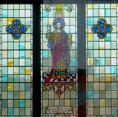 Isle of Wight, Shanklin - Shanklin Methodist Church (5) (Padski1945) Tags: englishchurches churchesofengland churches isleofwightchurches churchesoftheisleofwight shanklin shanklinmethodistchurch isleofwight scenesfromtheisleofwight scenesoftheisleofwight stainedglass stainedglasswindow stainedglasswindows