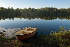 Pas besoin de grand chose (Samuel Raison) Tags: finlande finland mkki mkkilife solitude loneliness silence calme calm quiet quietness paisible nature nikon scenery