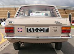 Cortina 1300 Deluxe 1968 (Lazenby43) Tags: cortina mk2 cvg231f gaydon ford