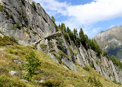 Haute Route - 8 (Claudia C. Graf) Tags: switzerland hauteroute walkershauteroute mountains hiking