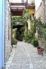 Lefkara alley (msiapan) Tags: lefkara cyprus alley traditional village