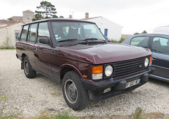 Range Rover TDi (Spottedlaurel) Tags: rangerover