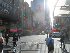 Suitcase Bomb Scare on 42nd Street 2016 NYC 5649 (Brechtbug) Tags: suitcase bomb scare 42nd street west st between 7th 8th avenues midtown manhattan police descended area following reports suspicious package which turned out be small rolling roped off front mcdonalds about 845 am while they investigated nyc 2016 new york city 09212016 false alarm fake bombs