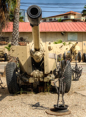 artillery (6) (maskirovka77) Tags: israeldefenseforces idf museum idfmuseum tanks m48 outdoors hdr armoredcar artillery antiaircraft armoredpersonnelcarrier bridgingequipment