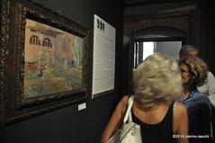 M9090180 (pierino sacchi) Tags: castellovisconteo il900 inaugurazione mostra museicivici pittura sindaco