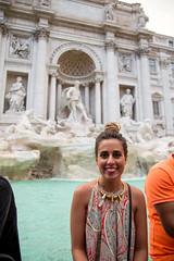 Trevi Fountain (Eric.Burniche) Tags: history travel rome romeitaly italia italy roma romaitaly trevi fountain fontanaditrevi trevifountain