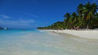 Dominican-Republic - Island of Saona - farewell dream island!