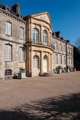 Htel de Beaumont (JiPiR) Tags: valognes bassenormandie france fr