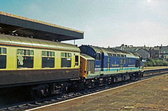 Photo of 37420 Llandudno Junction August 1997
