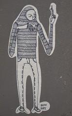 Know Hope, Tobin Street, Cork, 2012 (Canvassing Cork) Tags: street ireland urban streetart art hope graffiti sticker know cork olympus urbanart zuiko tobin 1454 knowhope tobinstreet e410