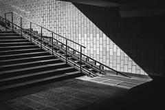 DSCF2212 (Vasily Greshnev) Tags: blackandwhite bw sunlight art colors architecture underground subway town model downtown metro geometry moscow minimal velvia fujifilm streetphoto xe1 bestcity vsco moscowtown justgoshoot xf1855 fujifilmru