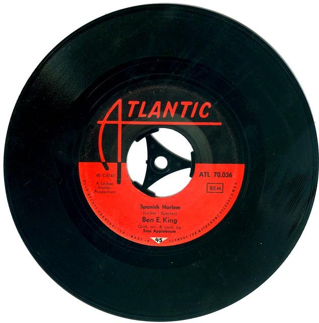 1 - King, Ben E - Spanish Harlem - D - 1960-