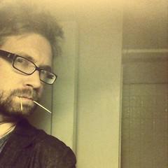 toothpicks make you cool (II) (twintermute) Tags: usa losangeles cool toothpicks 365 torrance iiiii leory motorocket