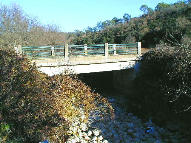 Le Pont de la Jonquière