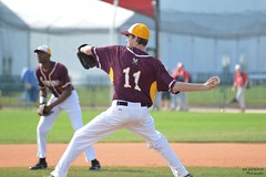 TJCA Baseball (AppStateJay) Tags: world game sports field sport nc orlando hit student team baseball florida action north wide sigma slide run os highschool carolina catch pitch fl win athlete 70300mm complex steal dg espn gryphons nikond3200 charterschool f456 tjca sigma70300mmf456dgos thomasjeffersonclassicalacademy
