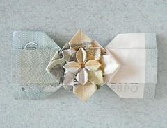 5 euros Hydrangea Bow Tie (Rui.Roda) Tags: money origami 5 tie bow hydrangea tessellation papiroflexia folding euros fujimoto moneyfolding shuzo tecelagem papierfalten teselado