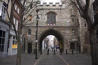 St John's Gate, EC1