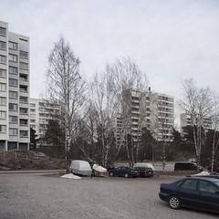 Helsinki (arnd Dewald) Tags: architecture suomi finland helsinki finnland modernism moderne highrise architektur helsingfors hochhaus sato arkkitehtuuri pihlajamki docomomo kerrostalo rnnbacka laurisilvennoinen ollikivinen mg0547mg054960k10e05co30wh30sat20aqmasat50v6r041eklein
